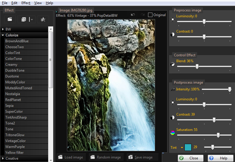 Click to view PhotoChances LAB 4.4 screenshot